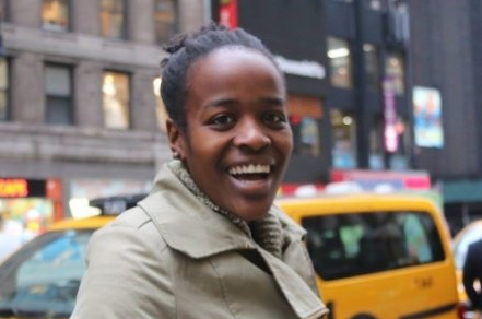 Naomi Mburu wins the Rhodes Scholarship!