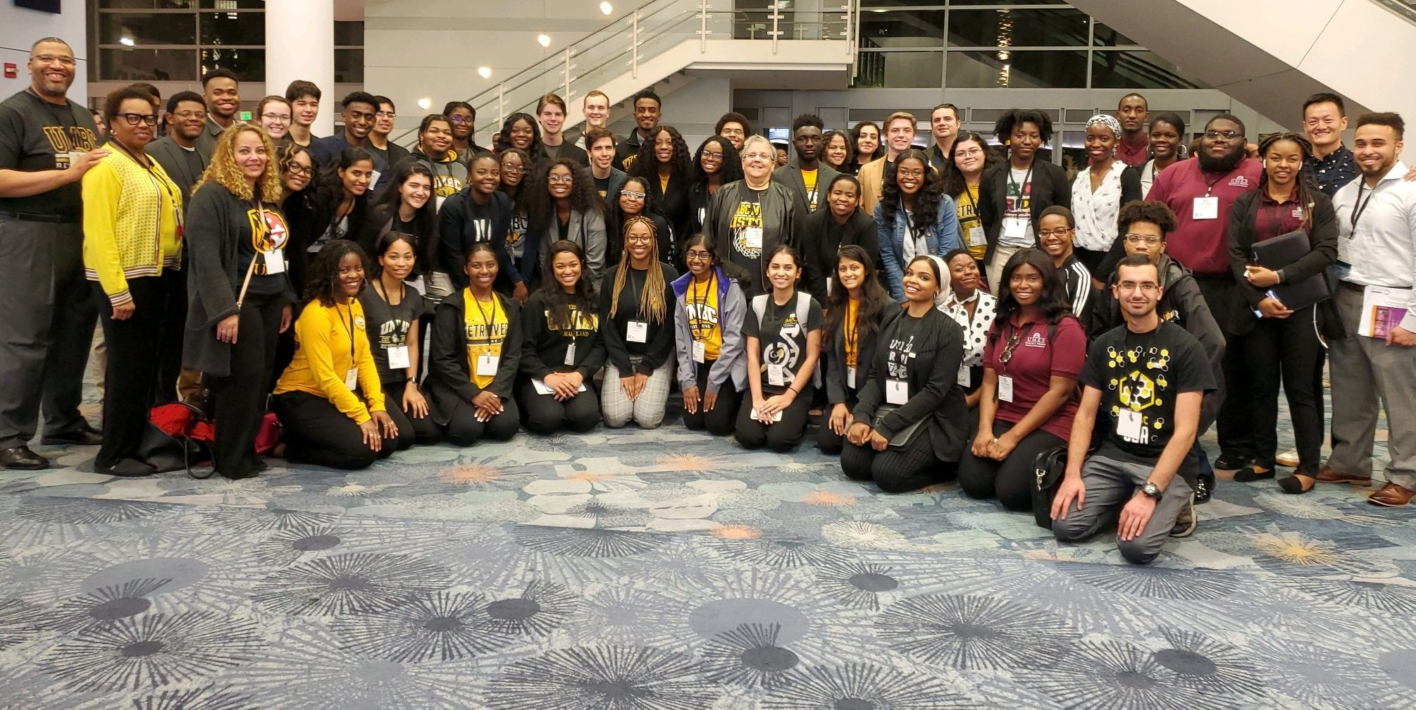 MARC with UMBC at ABRCMS 2019